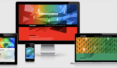 Website-Superhuman-Tommy-Rockett-Graphic-Design-Screen-Print